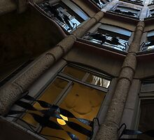 Whimsical, Intricate Antoni Gaudi Architecture  by Georgia Mizuleva