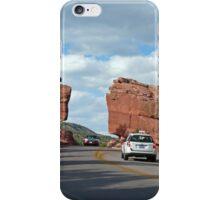 Balanced and Steamboat Rocks, Colorado, USA iPhone Case/Skin