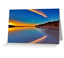 """""""Impossible Dawn"""" Greeting Card"""