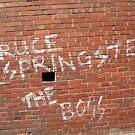 Bruce Springsteen by sevenbreaths