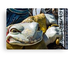 Matsumoto - Sculpture Canvas Print