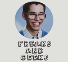 Freaks and Geeks - Bill Haverchuck by culkatk