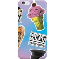 Duran Duran Band Paper Gods iPhone Case/Skin