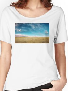 Breaking Bad- RV scenery  Women's Relaxed Fit T-Shirt