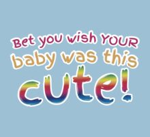 Bet you wish your baby was this CUTE! Kids Clothes