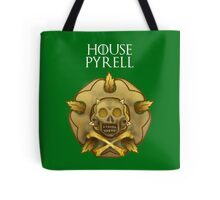 """""""House Pyrell"""" - Disney Meets Game of Thrones Tote Bag"""