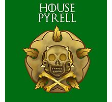 """""""House Pyrell"""" - Disney Meets Game of Thrones Photographic Print"""