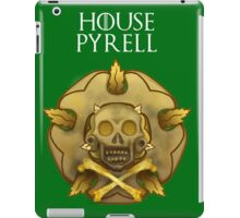 """""""House Pyrell"""" - Disney Meets Game of Thrones iPad Case/Skin"""