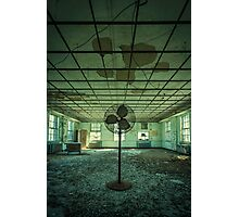 Welcome to the Asylum Photographic Print