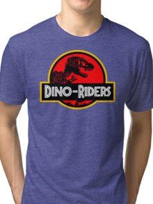 Dino-Riders Tri-blend T-Shirt
