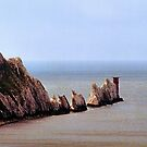 The Needles Lighthouse....Isle of Wight !  by Roy  Massicks
