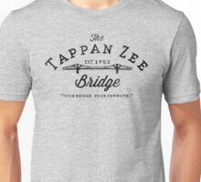 The Tappan Zee Bridge - A Westchester Classic Unisex T-Shirt