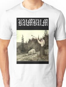 Bumbum Flatusofem t-shirt Unisex T-Shirt