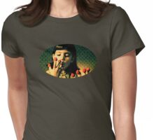Petite Amelie Womens Fitted T-Shirt