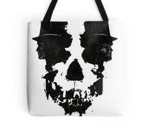 Skull of Jekyll/Hyde Tote Bag