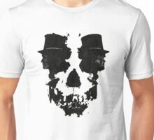 Skull of Jekyll/Hyde Unisex T-Shirt