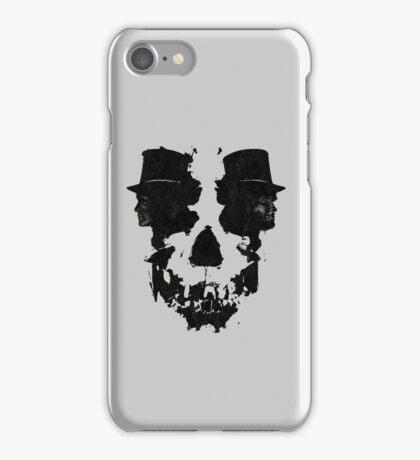 Skull of Jekyll/Hyde iPhone Case/Skin