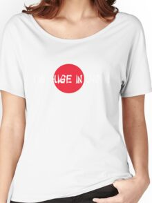 I'm huge in Japan Women's Relaxed Fit T-Shirt