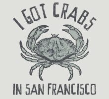 I got crabs in San Francisco by whereables