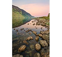 Dawn Of Evening Photographic Print