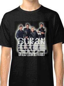 Duran Duran Band Paper Gods Tour Classic T-Shirt