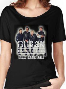 Duran Duran Band Paper Gods Tour Women's Relaxed Fit T-Shirt