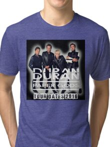 Duran Duran Band Paper Gods Tour Tri-blend T-Shirt