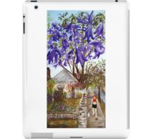 One Sunday Morning Enoggera Terrace Paddington iPad Case/Skin