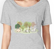 Permaculture Pigs Women's Relaxed Fit T-Shirt