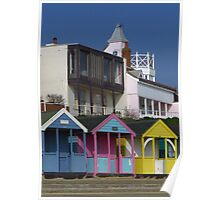 Room With A View - Southwold Poster