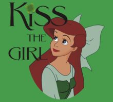 Kiss the Girl (She's Irish!) by Trisha Bagby