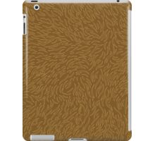 Fur pattern iPad Case/Skin