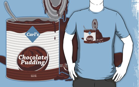 Carl's Puddin' by sugarpoultry