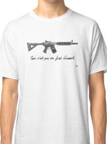 Treachery of Assault Weapons Classic T-Shirt