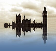 Westminster afloat by shalisa