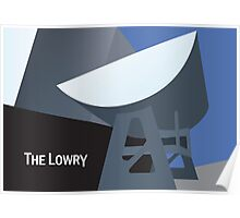 The Lowry, Salford Poster