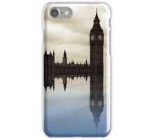 Westminster afloat iPhone Case/Skin
