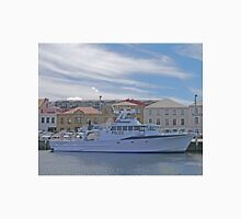 """Van Diemen"", Police Boat, Hobart, Tasmania, Australia Unisex T-Shirt"