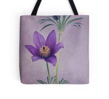 Easter Flower Tote Bag