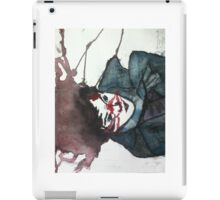 Blood on the Pavement iPad Case/Skin