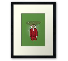 Son of the Gravity Framed Print