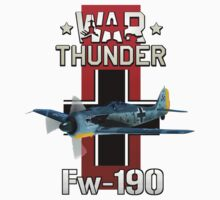 War Thunder  Fw190 by Mil Merchant