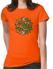 Plumber Auryn Womens Fitted T-Shirt