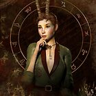 Capricorn Zodiac fantasy edition by Britta Glodde