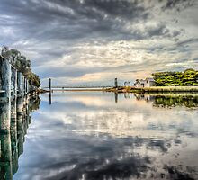 Lorne Reflections by Russell Charters