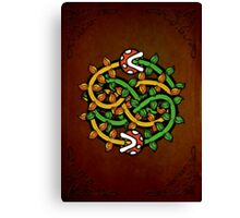 Plumber Auryn (Print Version) Canvas Print