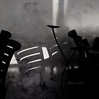 Birth of a Forbidden Love between the Chairs .... by Magalice