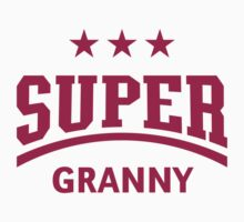 Super Granny (Magenta) by MrFaulbaum