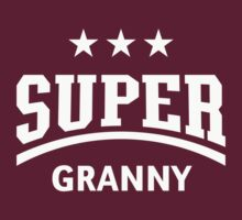 Super Granny (White) by MrFaulbaum