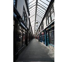 Wyndham arcade Photographic Print